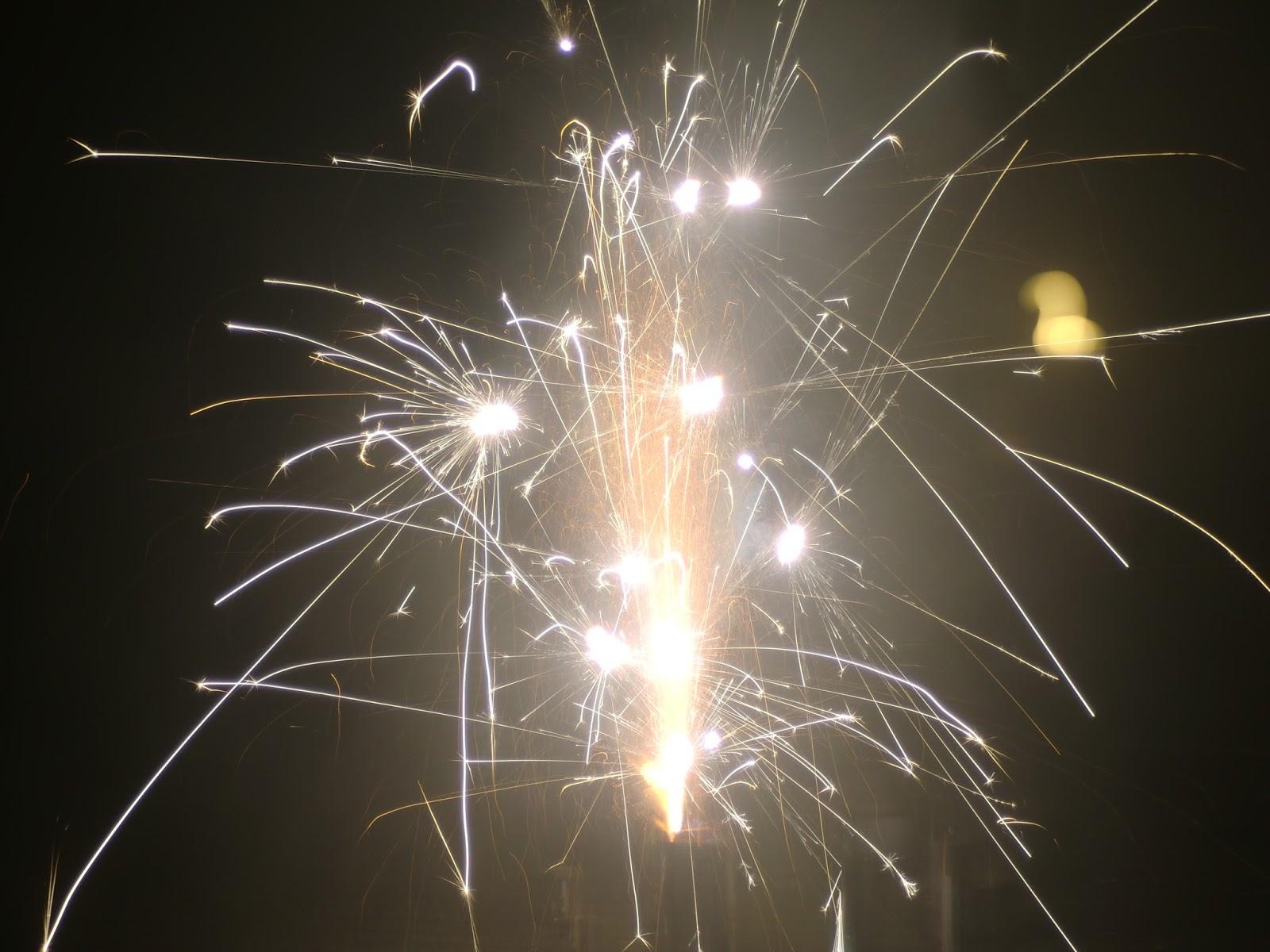 Silvester Rakete 2014 2015
