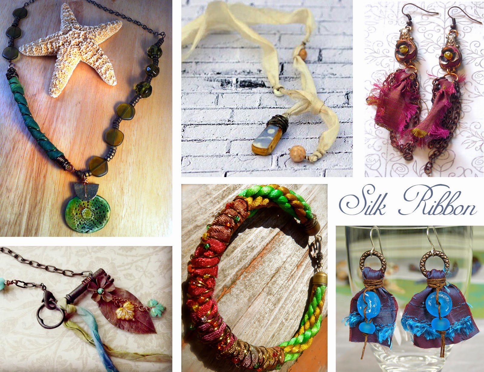 Three Handmade jewelry trends for AW14-15