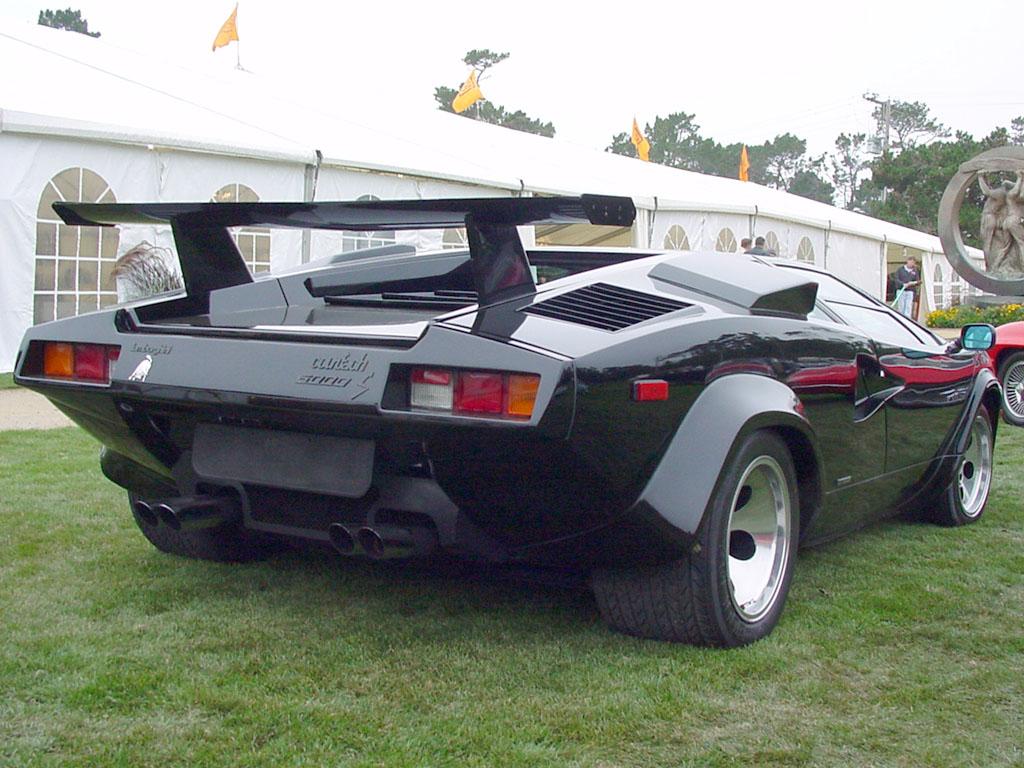Luxury Lamborghini Cars Lamborghini Countach 5000