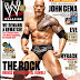 News » WWE Magazine February 2013 Issue Official Preview With HQ Cover Art (feat. THE ROCK)