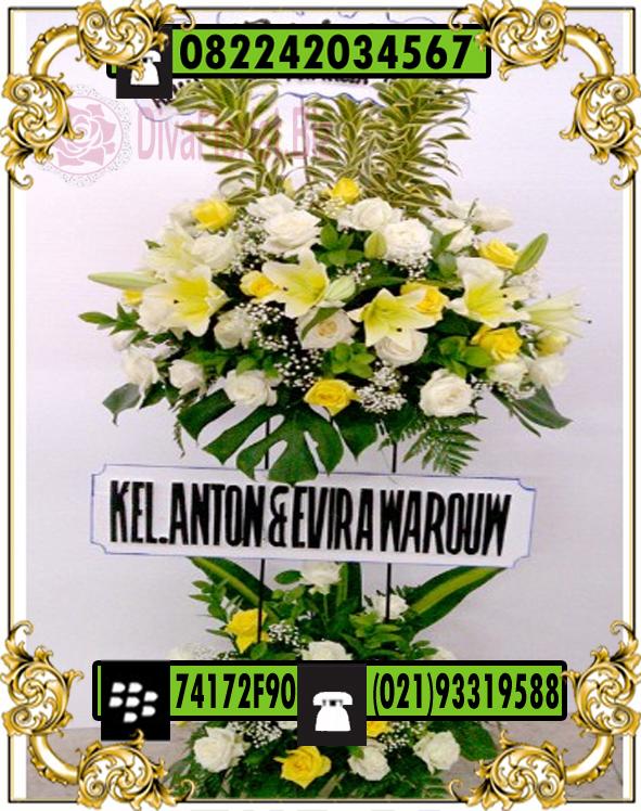 bunga ucapan duka cita