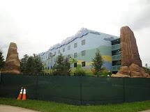 Disney Pop Century Resort Abandoned