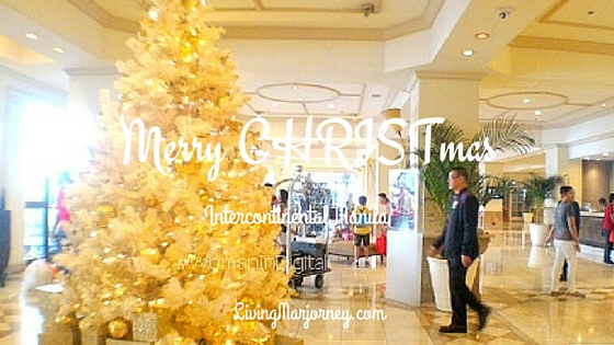 Merry Christmas at Intercon Manila