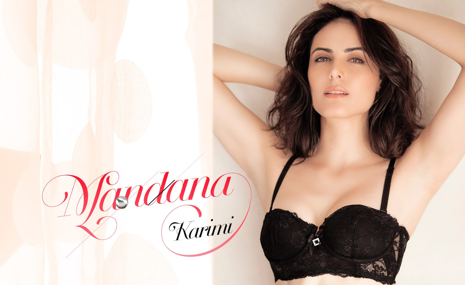 actress mandana karimi hot photos