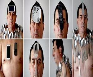 Manusia berkekuatan magnet