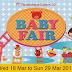 18 - 29 Mar 2015 Baby Fair