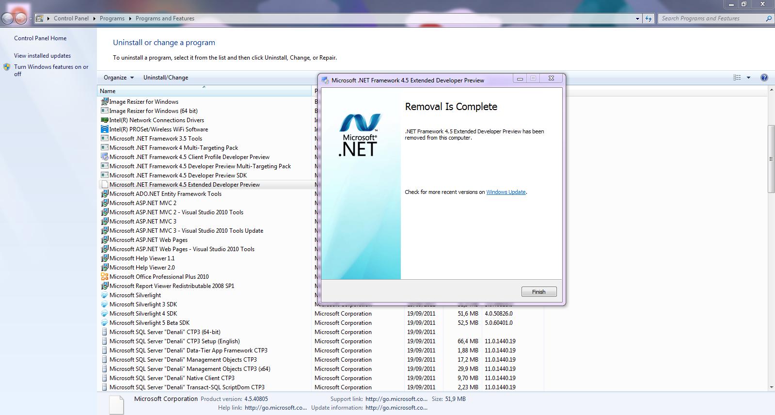 Download Net Framework 4 5 1