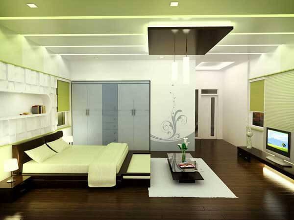 Nội thất phòng ngủ cho căn hộ
