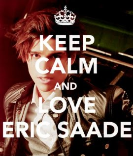 ♥´s Eric Saade.