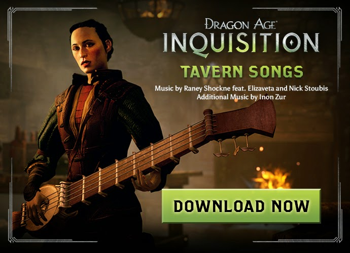 Dragon Age: Inquisition - Tavern Songs
