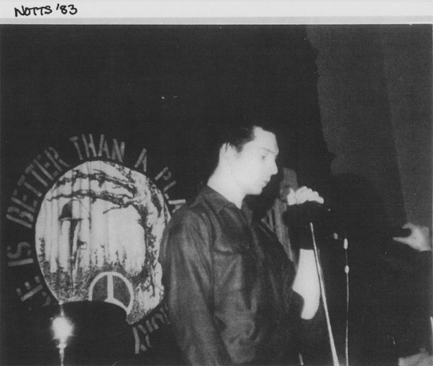 Antisect Live At The Mermaid 1986