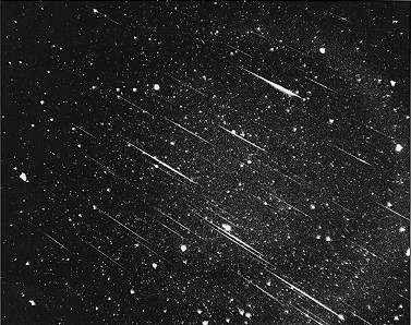 des-meteores-sur-terre-?