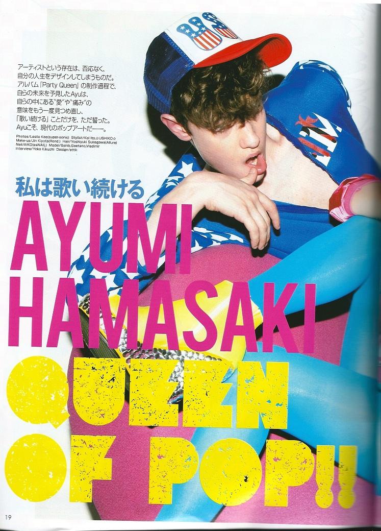 """Ayumi Hamasaki >> album """"FIVE"""" - Página 8 2"""