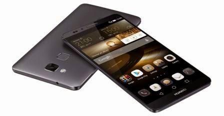 Huawei Ascend Mate 7 resmi di umumkan, ponsel raksasa dengan baterai 4,100 mAh