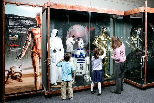 Nor cal kids a blog for northern california kids and for Star wars museum california