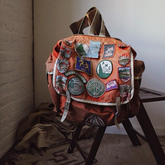 http://www.forestbound.com/collections/forestbound-originals/products/world-war-1-era-canvas-cloud-camo-hiking-pack-carryall