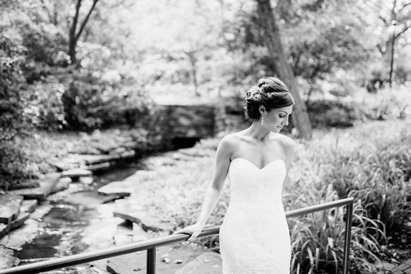 Bride Natural Portrait
