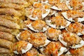 Chesapeake Bay Crab Meat Shells