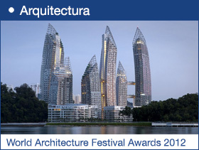 World Building of the Year: The World Architecture Festival Awards 2012