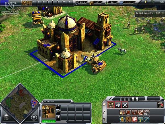 скачать игру Empire Earth 3 скачать торрент - фото 11