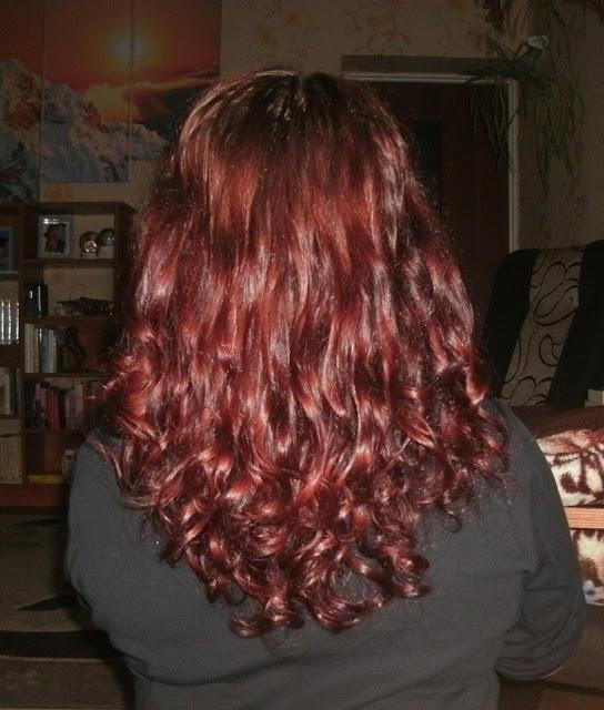 Niedziela dla włosów ze wzbogaconym kallosem multivitamin i sporą dawką proteinek :)