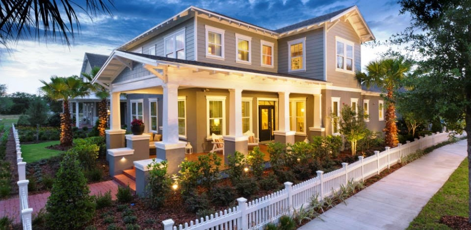 New Construction Homes in Winter Garden, FL
