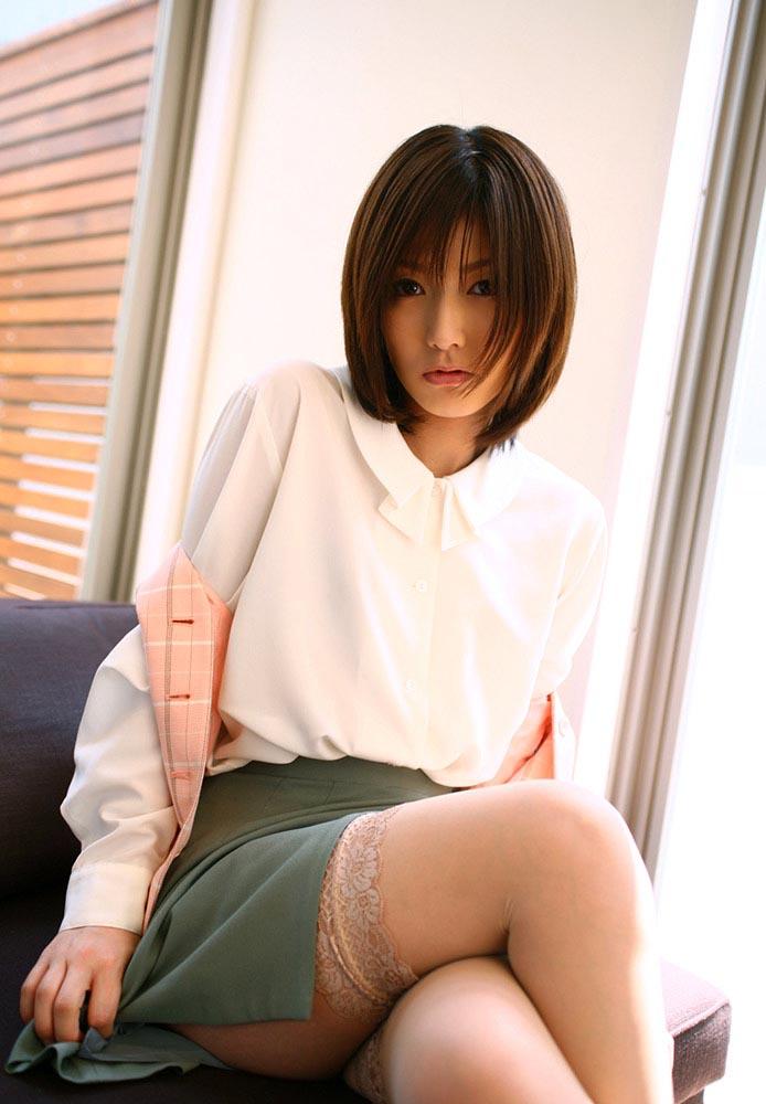 yuka kyomoto sexy bikini photos 05