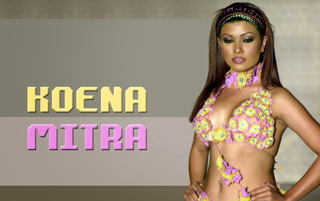 Koena Mitra Hot Unseen rare Sexy Hot HD Pics On Ramp