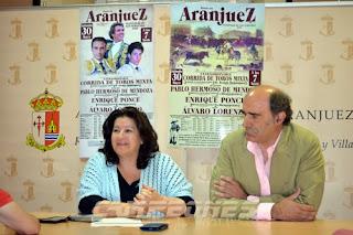 Toros Aranjuez Pablo Lozano