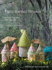 Fairy Garden Houses - My New eBook