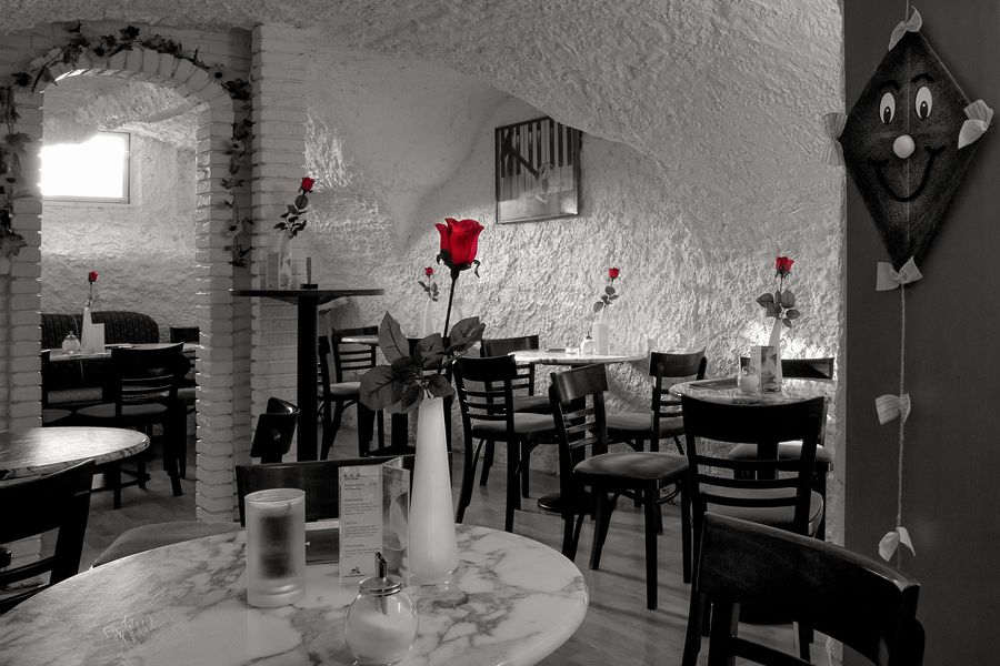 20. Old Town Cafe by Ari Salmela