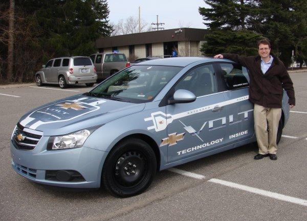 Chevrolet Volt hibrido