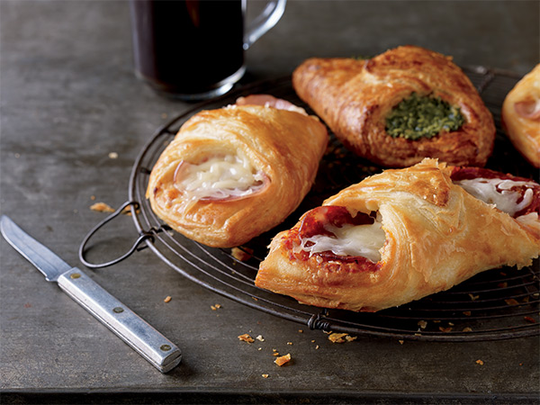Starbucks Introduces New Savory Foldover Pastries for Breakfast