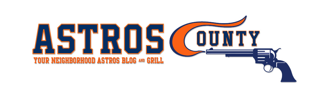 Astros County: Your Neighborhood Astros Blog &amp; Grill