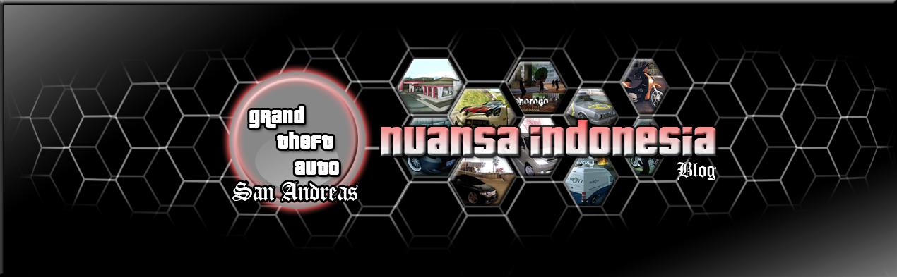 GTA SA Nuansa Indonesia