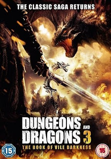 Ver online:Dungeons & Dragons: The Book of Vile Darkness (Dungeons & Dragons 3) 2012