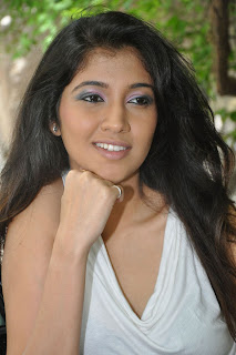 Actress Akhila Picture Gallery at Qmovie Opening 0002.jpg