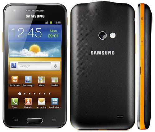 Telefon Pintar Projektor Pertama Samsung di Malaysia | Samsung Galaxy Beam