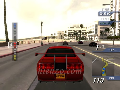 Ford Street Racing PC Gameplay