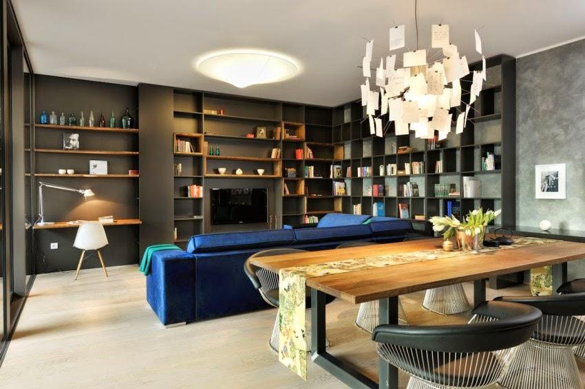Diseño de interiores & arquitectura: moderno diseño interior de un ...