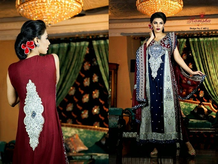 Indian Party Wear Suits 2014