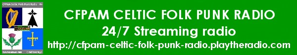 CELTIC FOLK PUNK AND MORE