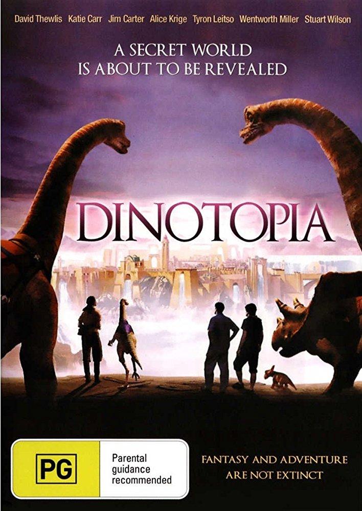 Dinotopia 2002 720p x264 Esub BluRay  Dual Audio English Hindi GOPISAHI