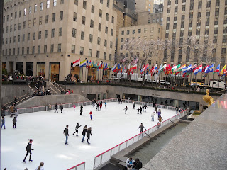 New York City Ice Skating