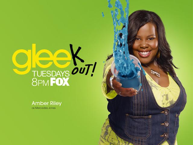 La série Glee, Mercedes