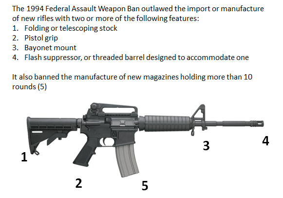 Why Assault Weapons Should Not Be Banned Essay Examples - image 2