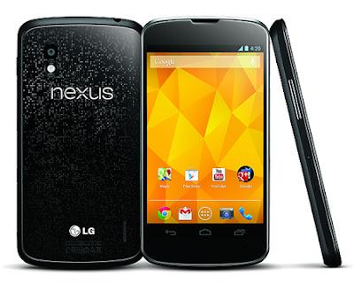 LG Nexus 4 E960, Harga LG Nexus 4 E960, Spesifikasi LG Nexus 4 E960