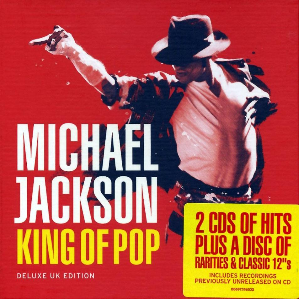 saltez: Michael Jackson - King of Pop Deluxe Edition