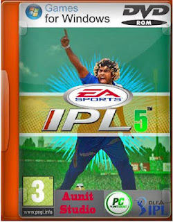 NEW EA CRICKET 13 IPL 5