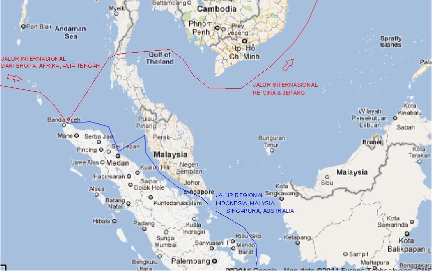 pule-tayu community: Terusan Thailand (Kra Canal) dan Gate ...